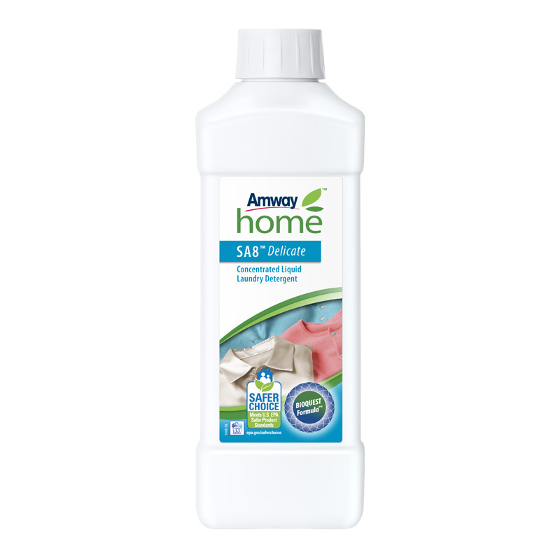 Delicate Concentrated Liquid Laundry Detergent SA8™ - 1 L