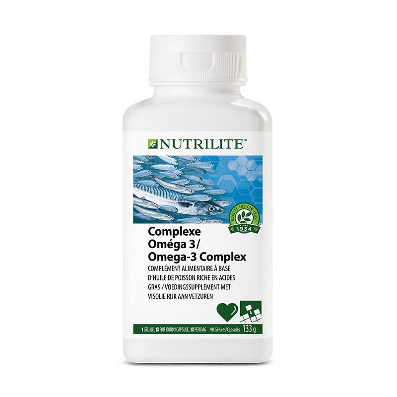 Omega 3 Complex - 90 softgel capsules