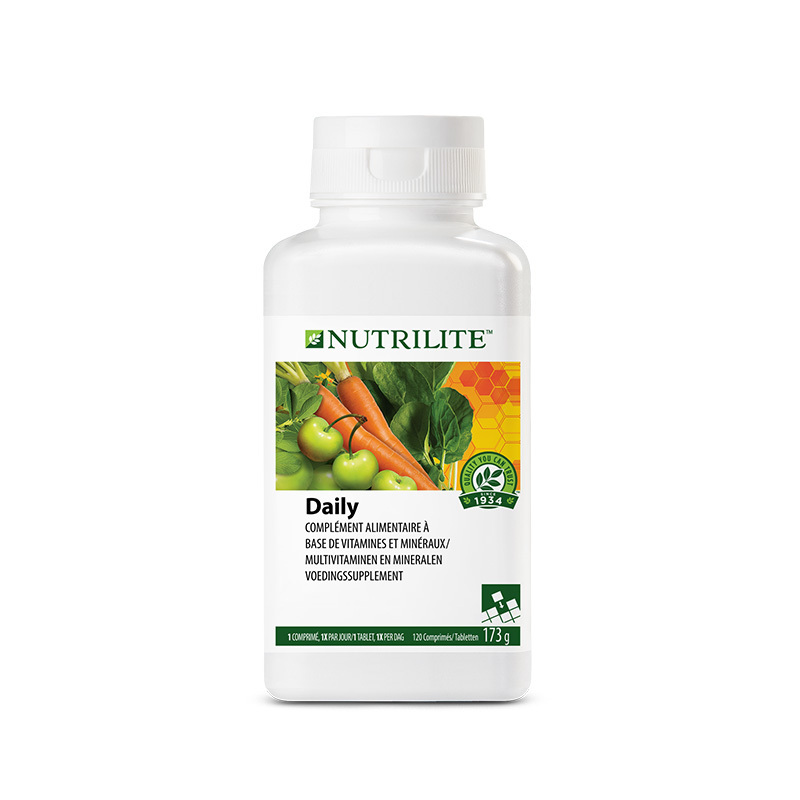 Multivitamines DAILY - 120 comprimés