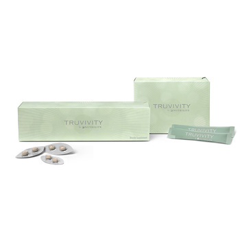 Beauty Powder Drink and Beauty Supplement promotional bundle -TRUVIVITY BY NUTRILITE™
