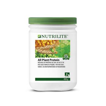Puur Plantaardig Proteïnepoeder - 450 g