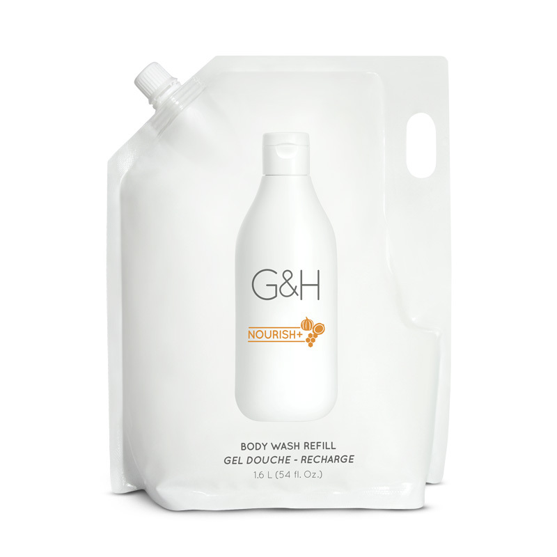 Gel Douche G&H NOURISH+ Recharge 1.6 L