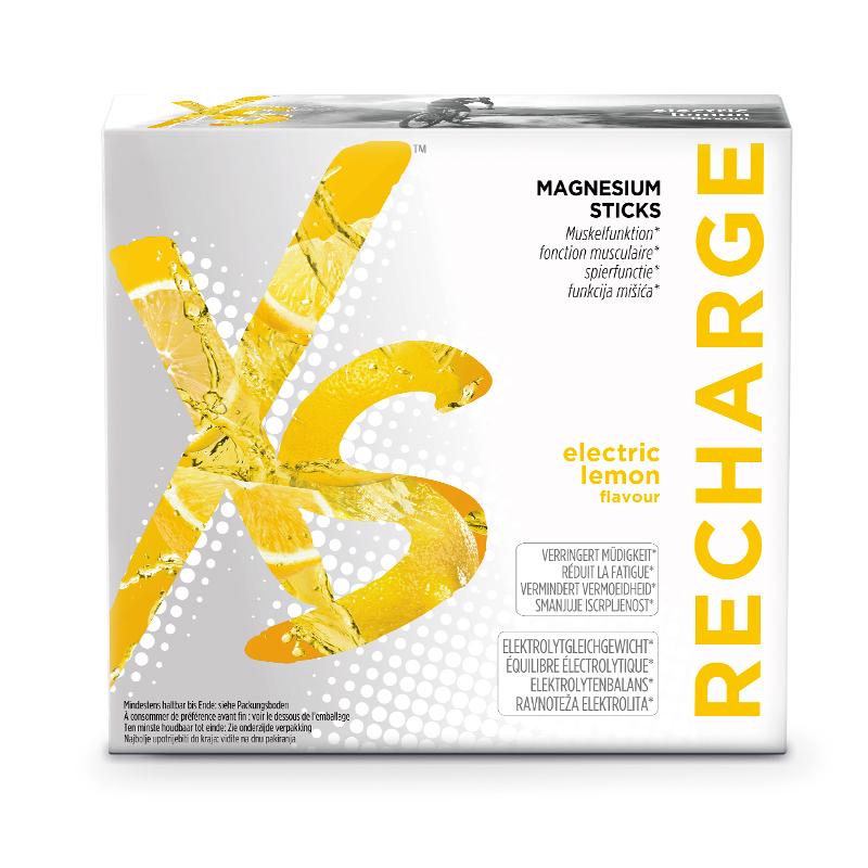 Sachets de Magnésium - 30 x 250 mg