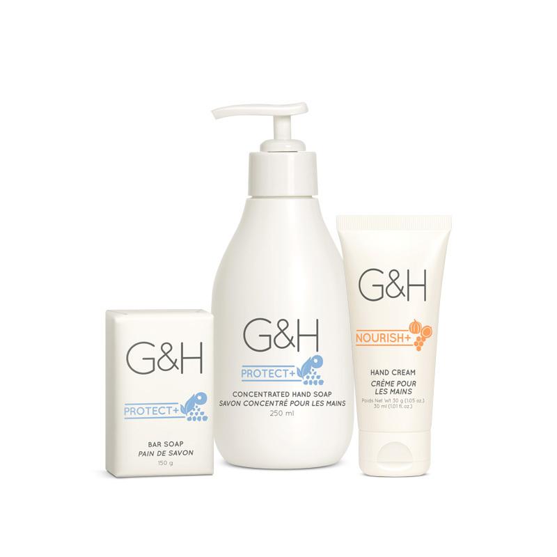 Ensemble pour les Mains G&H